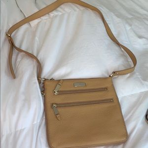 AUTHENTIC!!! Cole Haan tan crossbody bag